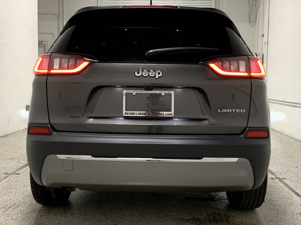 new jeep cherokee in miami lakes