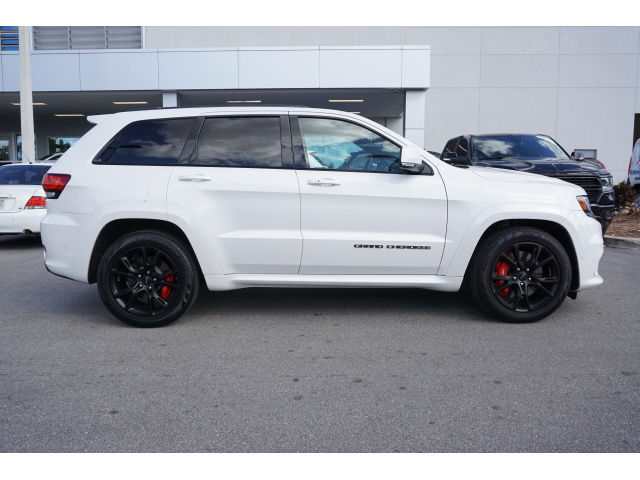 New 2017 JEEP Grand Cherokee SRT