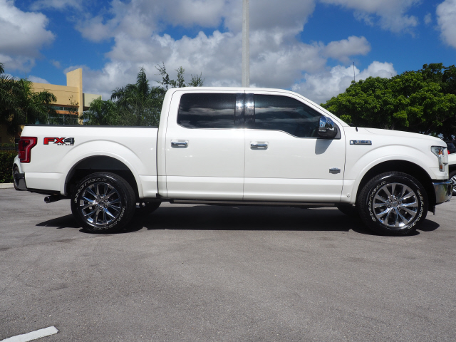 Pre Owned 2016 Ford F 150 King Ranch
