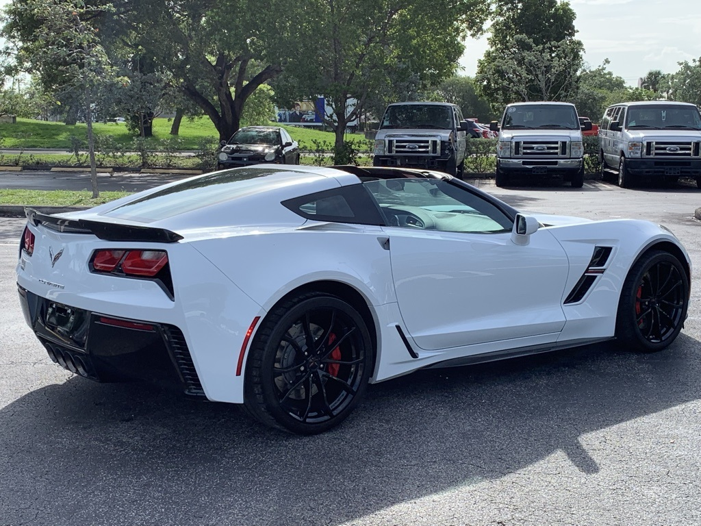 Pre Owned 2019 Chevrolet Corvette Grand Sport Rwd 2d Coupe