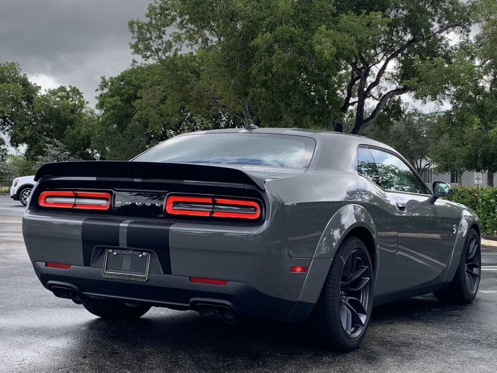 Dodge Charger Srt >> New 2019 Dodge Challenger Srt Hellcat Widebody