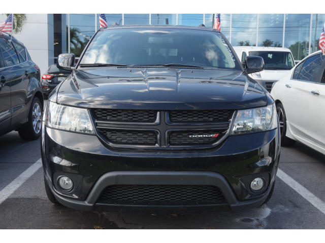 New 2016 Dodge Journey Rt Sport Utility In Miami Lakes J6y33056