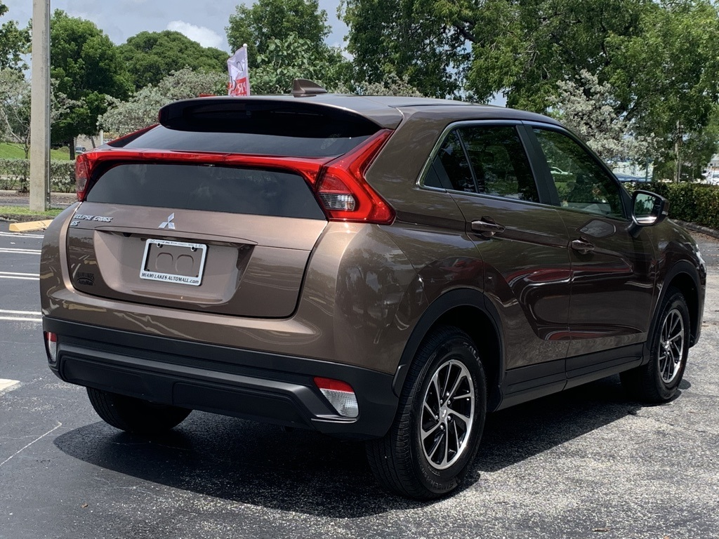 Pre-Owned 2020 Mitsubishi Eclipse Cross ES